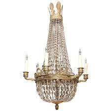 gorgeous 6 arm chandelier 33 x