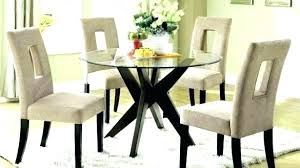 round dining table set for 4 round dining room sets for 4 glass top dining table