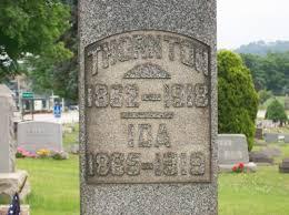 Richland Cemetery, Dravosburg, PA.