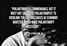 Philanthropy Quotes Magnificent Quotes About Philanthropy 48 Quotes