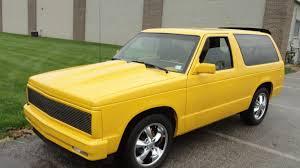 1990 Chevrolet Blazer 2-Door | W178.2 | Indianapolis 2013