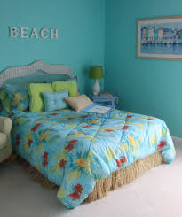 Creative Teenage Girl Beach Theme Bedroom