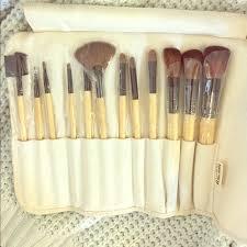 karity cosmetics 12 piece starter bamboo brushes
