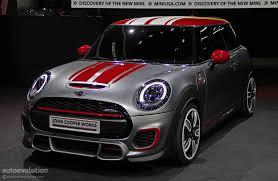 2015 MINI JCW Could Be a Sub 6-Second Car - autoevolution