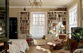 bedroom bookshelves designs