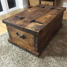 attractive wooden trunk coffee table with best 20 chest coffee tables ideas on used coffee