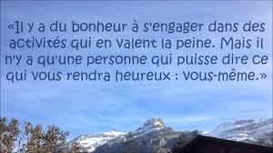 Bonheur Et Philosophie Citations