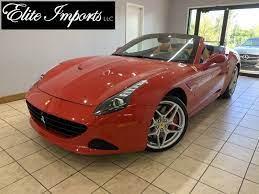Used Ferrari California For Sale In Ohio Carsforsale Com