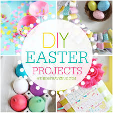 diy easter crafts and decor ideas that you can make at the36thavenue com
