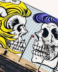 Hd Wallpaper Brooklyn Street Photography Love Skeleton