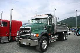 bc big rig weekend pro trucker magazine canadian trucking zach brenner 2006 mack cu713 trophy sponsor nanaimo mack