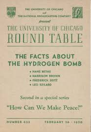 university of chicago round table discussion