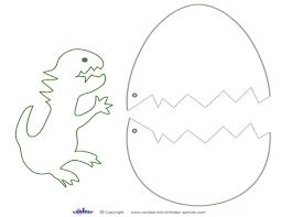 Medium Printable Dinosaur Craft Coolest Free