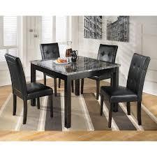 ashley dining room table set. signature design by ashley maysville 5 piece dining table set room