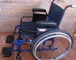 Silla de ruedas Ultraliviana $ 1400 usada