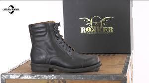 Rokker Boot Size Chart Rokker Urban Racer Boots Black Urban Rider London