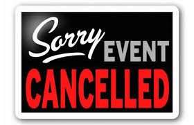 Image result for CANCELLED IMAGE