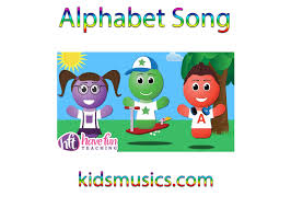 With a song for each letter of the alphabet and several review songs, learning the abcs has never been more simple or fun. Kidsmusics Alphabet Song Free Download Mp4 Video 720p Mp3 Pdf Lyrics Kids Music