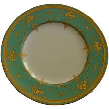 Antique and Vintage Dinner Plates - 990 For Sale at 1stdibs