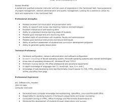 sample resume skills section download resume skills examples examples resume  skills sample resume computer skills section