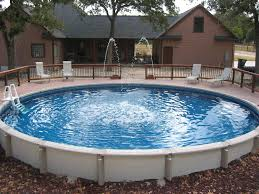 above ground pools in ground. Perfect Ground Above Ground Pool Gallery Image 3 Inside Pools In H
