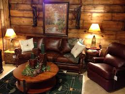 Wood Walls Living Room Design Living Room Living Room Wall Decor Ideas Distressed Leather Aged