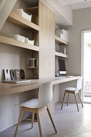 modern office decorating ideas. Minimal Office. Modern Office Decor.Discover More Home Decor Ideas: Www. Decorating Ideas