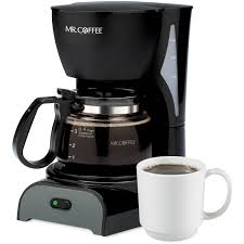 5 Cup Coffee Maker Mr Coffee Simple Brew 5 Cup Programmable Coffee Maker With Auto