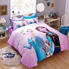 disney sheets queen size cotton pink frozen bedding set cartoon duvet cover sheet set single queen disney sheets queen size