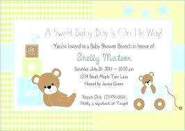 Free Border For Word Baby Shower Invitation Samples Boy Free Printable Invitations
