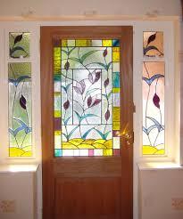 full image for beautiful front door with stained glass 3 front door glass replacement uk ruralandheritagecraftsstainedglassmakerscentral