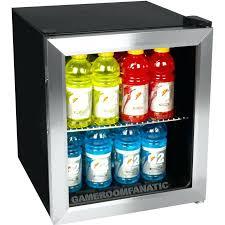 compact refrigerator glass door estimable mini fridge glass door stainless steel beverage cooler mini fridge compact
