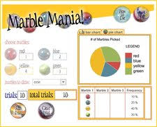 Marble Mania Science Netlinks