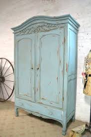 painted cottage furnitureWardrobes  Painted Armoire Wardrobe Painted Cottage Chic Shabby