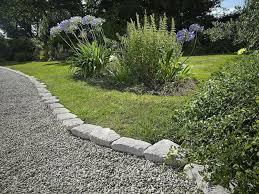 Diy Lawn Edging Ideas Decorative Garden Edging Stones Flower Pot Holder Garden Edging