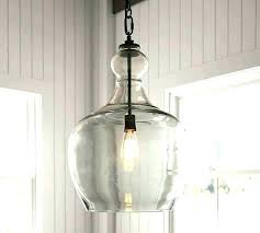 seeded glass pendant light chandelier transitional mini chrome tip 3 bulb cer lamp seeded glass pendant