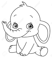 best coloring pages of elephants inspiring design ideasntable page elephant free and piggie baby smart printable