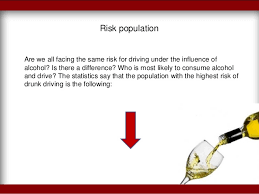 the harmful effects of drinking and driving 5