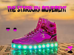 Starbury Shoes Light Up
