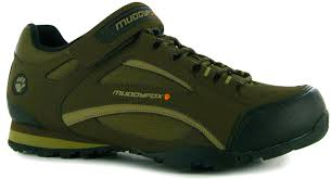 thirty quid now seems to be the starting for cycling shoes and these from sports direct brand muddyfox are typical of what you ll find