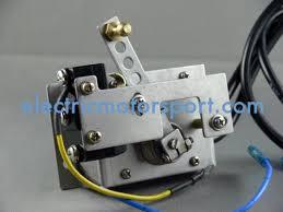 ezgo pot box potentiometer throttle for ev or golf car (curtis pb curtis controller at Curtis Pb 6 Wiring Diagram
