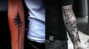 Tatuaggi Sullavambraccio Uomo Idee E Disegni Più Belli Foto Qnm