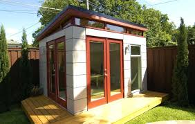 prefab garden office. garden office buildings insulated breathtaking decoration design various pictures of prefab studio shed o