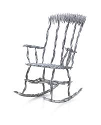 rocking chair drawing. Saatchi Art Artist Tristan Cochrane; Sculpture, \u201cFish Rocking Chair\u201d #art Chair Drawing