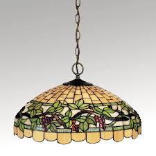 top 73 out of this world stained glass kitchen pendant light gvine breeze hanging lamp