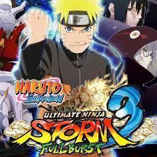 Naruto Shippuden: Ultimate Ninja Storm 3 - Home