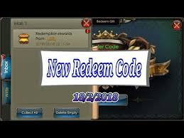 free new redeem code 18 2 2018 legacy of discord
