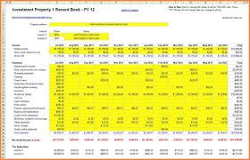 rental property spreadsheet free rental property return on investment spreadsheet management free