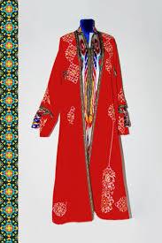 узбекская одежда Традиционная узбекская одежда