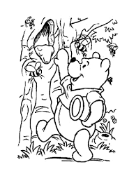 Winnie Lourson 11 Coloriage Winnie L Ourson Et Ses Amis